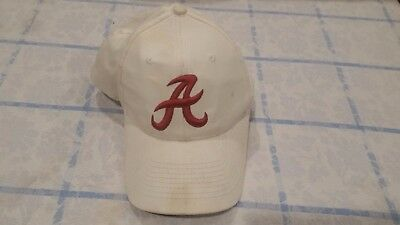 b7e7dab5ca121 Vintage Alabama Crimson Tide Top of the World Snapback Cap Hat 90 s  Deadstock