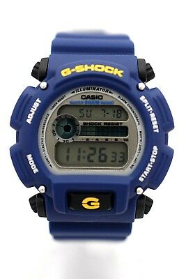 CASIO G-SHOCK Watch DW9052-2 Blue Classic Style Digital Timekeeping DW9052 BLUE