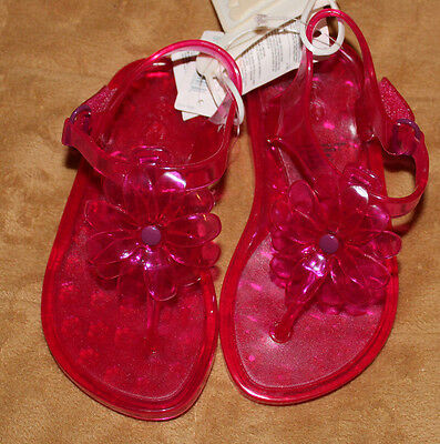 f89732336ab5 NWT BABY GAP jelly sandals size 6 toddler shoes water shoes ...