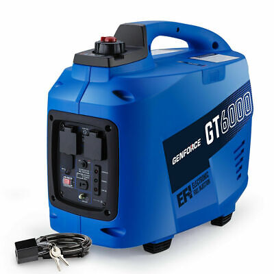BRAND NEW 2019 TOP RATED Inverter Generator EFI 3.7kVAMax 3.2kVA