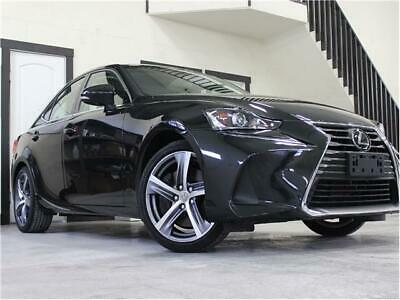 2017 IS IS 300 2017 Lexus IS IS 300 7,764 Miles Caviar 4dr Car V6 Cylinder Engine 3.5L Automati