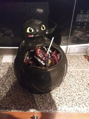 Toothless Popcorn Bucket how to Train Your Dragon The Hidden world 8""