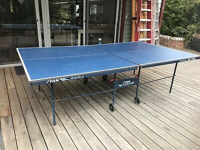 Stigma Action Roller Full Size Table Tennis Ping Pong Table Brunswick Melbourne