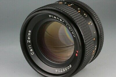 Contax Carl Zeiss Planar T* 50mm f/1.4 AEJ for CY Mount from Japan