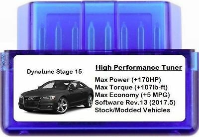 Add 195 HP//5 MPG Stage 20 Tuner Chip Power Performance