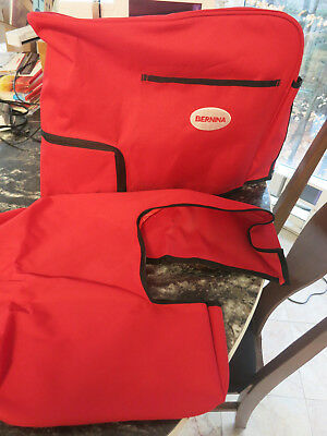 Bernina Artista Red Dust Cover for Sewing Embroidery Machine 170 180 185 200 730