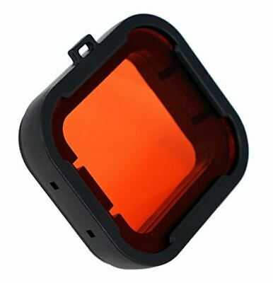 10x Dive Filter for GoPro Hero - Red - Wholesale Bulk Lot