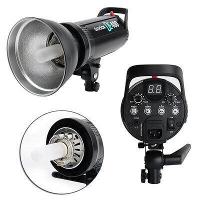 AU Godox DE400 400W Photography Studio Lighting Head Flash Light Strobe 220V NEW