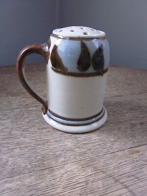 Art Pottery Shaker For Cheese, Cleaning Powder, Epsom Salts