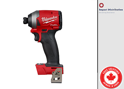 "Milwaukee 2853-20 FUEL M18 1/4"" Hex Compact Brushless Impact Driver [Tool Only]"
