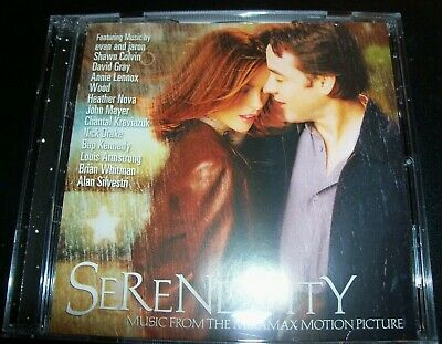 SERENDIPITY MUSIC FROM The Motion Picture Movie Soundtrack CD - Like New