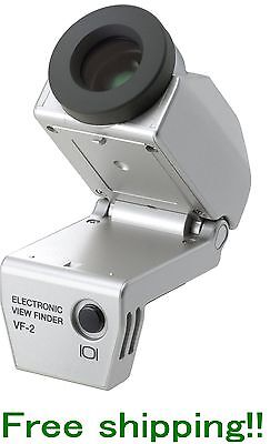 Olympus Vf-2Slv Electronic Viewfinder Silver Ems F/S Brand New!