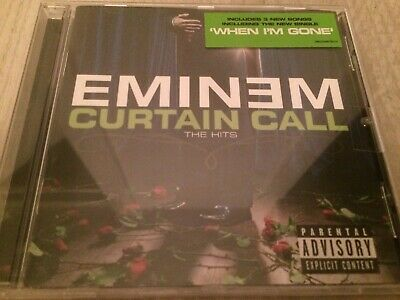 CD Eminem Curtain Call The Hits (2005)