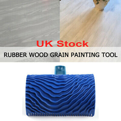 Wood Graining Rubber Painting Effects Tool Texture Pattern DIY Home Decor Tool