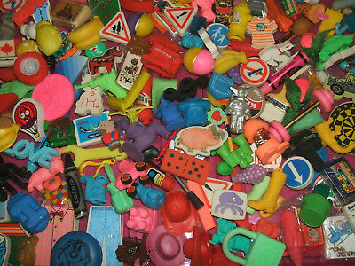 VINTAGE 1980s HUGE 150+ COLLECTION ERASERS RUBBERS