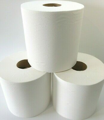 6 x Rolls CenterFeed Paper Towels 300m long ea. SYDNEY Metro delivery only