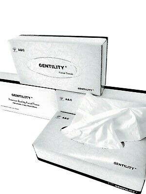 Facial Tissues  240 boxes BULK BUY - 100 tissues in each PICKUP ONLY