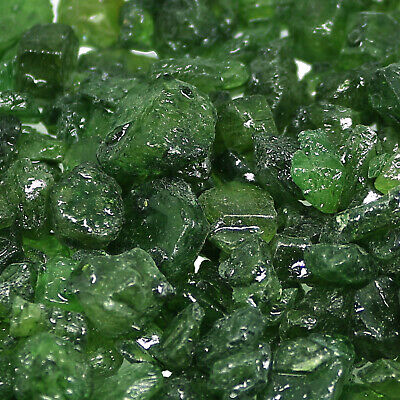 UNTREATED Green Natural Emerald Gemstone Rough Colombian 54.99 Ct Crystal Raw
