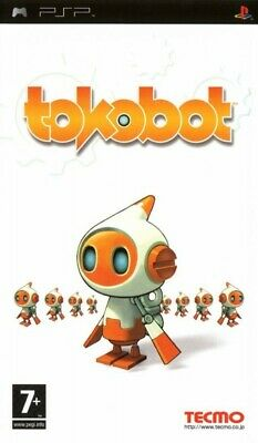 Sony PSP / Playstation Portable game - Tokobot boxed