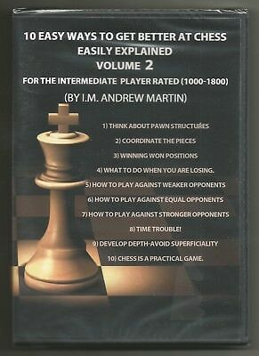 CHESS DVD FOXY Openings # 71 - 20 Deadly Sicilian Shockers Andrew