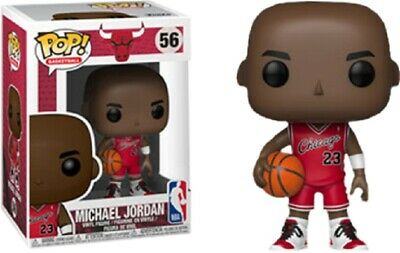 Funko POP !  Michael Jordan Rookie uniform #56 Chicago Bulls -  IN STOCK NOW!!!