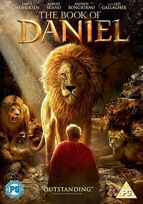 Book Of Daniel, The (DVD) (NEW AND SEALED)  (REGION 2) (FREE POST)