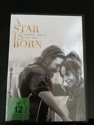 A Star is born (DVD) *TOP Zustand*