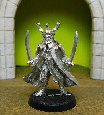DRAGON KNIGHT EASTERLING - Lord Of The Rings Metal Figure(s)