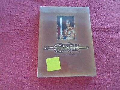 Conan: The Complete Quest (DVD, 2004, 2-Disc Set) - FRANCHISE COLLECTION - NEW