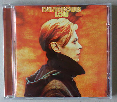 Cd  ***  David Bowie. Low  ***  11 Tracks Remastered 1999