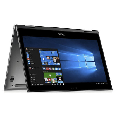 "Dell - Inspiron 2-in-1 13.3"" Touch-Screen Laptop - Intel Core i7 - 8GB Memory -"