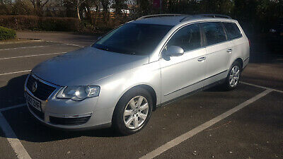 VW Passat Highline Top of the Range Estate 1.9 TDI Manual