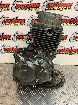 Benelli Tornado Naked T 125 2016 2017 2018 2019 Complete Engine With Warranty 6k