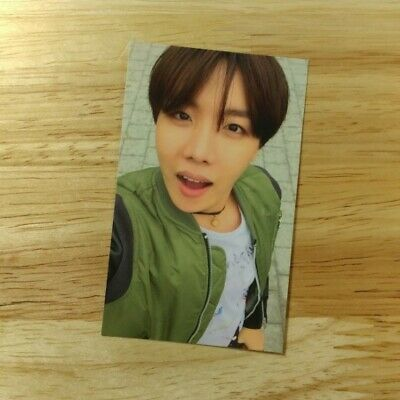 BTS HYYH Pt. 2 In The Mood For Love Official Photocard J Hope Kpop