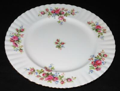 Royal Albert MOSS ROSE, Montrose Shape, Dinner Plate, 10 3/8""