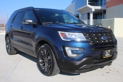 2017 Ford Explorer XLT 4WD 2017 Ford Explorer XLT 4WD Ready to Go!! Only 8K Miles!! Extra Clean Must See!!