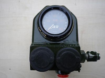 Military Tyre Inflator  Apsa 7359 7T Chassis Mount Militant Scammell New