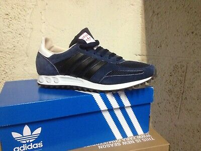 factory price 38a0b bb541 Scarpe Shoes Casual Adidas La Trainer Og Blu Num. 42