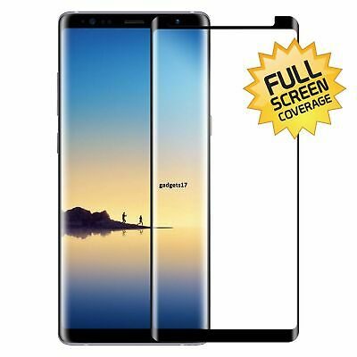 Tempered Glass Film Screen Protector For Samsung Galaxy Note 8 - 100% Genuine