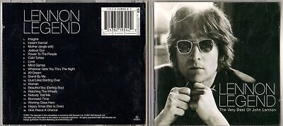 LENNON LEGEND - CD - The very best of John Lennon - Parlophone 1997