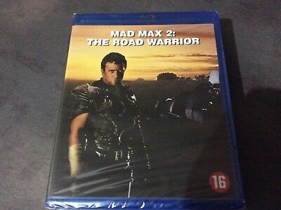 Mad Max 2 Blu Ray Neuf Sous Blister