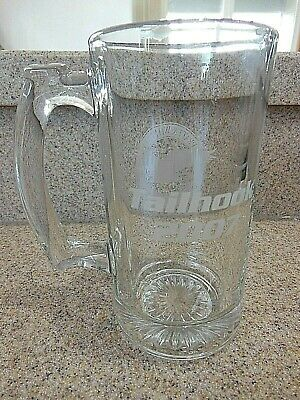 Commemorative Tailhook 2007 Glass Stein Pratt & Whitney