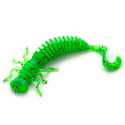 "002 4823094810463 Creature Ultra Light Fanatik Larva Lux 2,5/"" 65mm 6,5cm Farbe"