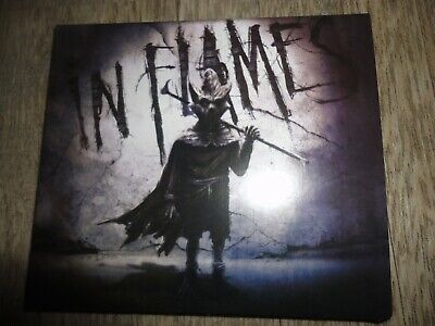 CD: IN FLAMES - I, The Mask *wie neu* DIGI-Pak inkl. Bonustrack