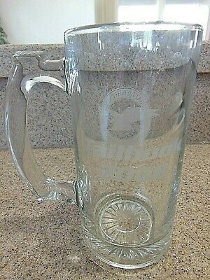 Commemorative Tailhook 2008 Glass Stein Pratt & Whitney