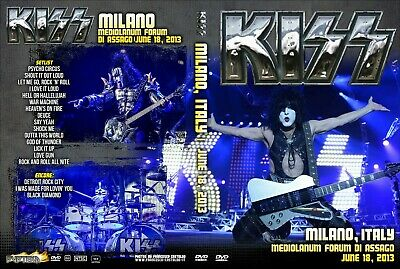 Kiss Live Dvd Mailand 2013