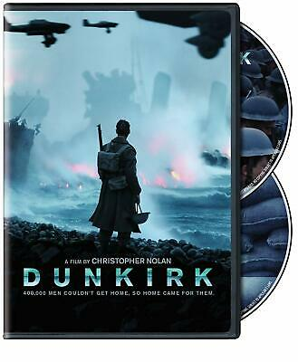 NEW!!! Dunkirk (DVD, 2017, 2-Disc Set, Special Edition)