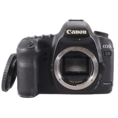 Canon Eos 5D Mark Ii Body [Shutter Count: 25,625] (Ugly/as-Is)