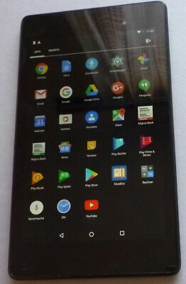 ASUS Nexus 7 Tablet 7 Zoll mit Google Android 6.0.1