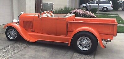 1929 Ford Model A  1929 Ford Model A Roadster Pickup
